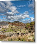 Church View Metal Print