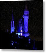 Cinderellas Night Metal Print