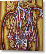 Cinelli Laser Bicycle Metal Print