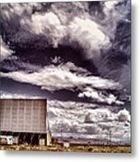 Cinema Verite Metal Print