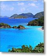 Cinnamon Bay St. John Virgin Islands Metal Print
