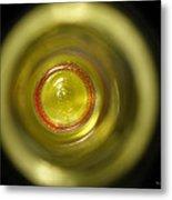 Circle Abstract 01 Metal Print