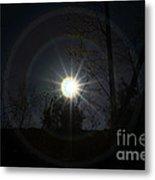 Circles Around The Sun Metal Print