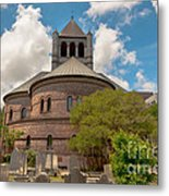 Circular Congregational Church  Metal Print