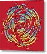 Circularity No. 674 Metal Print