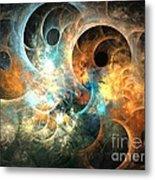 Cirrostratus Metal Print by Kim Sy Ok