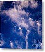 Cirrus Uncinus Clouds 11 Metal Print
