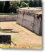 Citadel Killing Zone Metal Print
