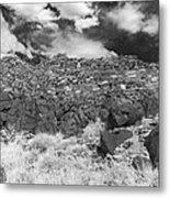 Citadel Pueblo West Wall Metal Print