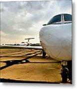 Citation Jet Metal Print