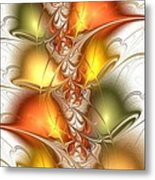 Citrus Colors Metal Print