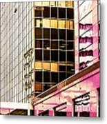 City Center -18 Metal Print