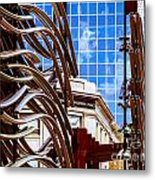 City Center-33  Metal Print