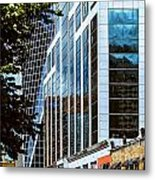 City Center-69 Metal Print