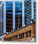 City Center-72 Metal Print