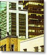 City Center-74 Metal Print