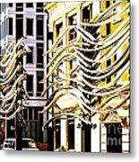 City Center-8 Metal Print