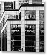 City Center-83 Metal Print