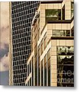 City Center-84 Metal Print