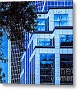 City Center-96 Metal Print