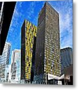 City Center Place Metal Print