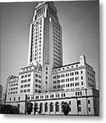 City Hall. Metal Print