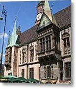 City Hall Wroclaw Metal Print
