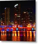 City Of Patriots Metal Print
