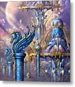 City Of Swords Metal Print