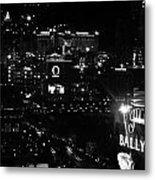 City Of Vegas 2008 Metal Print