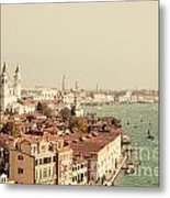 City Of Venice Metal Print