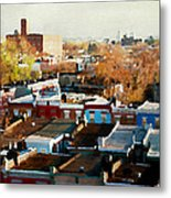 City View Six Metal Print
