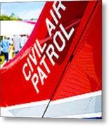 Civil Air Patrol Metal Print