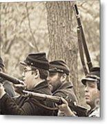 Civil War 3 Metal Print