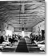 Civil War: Hospital, 1865 Metal Print