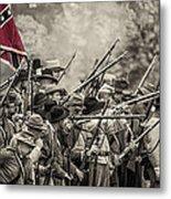 Civil War South  Metal Print