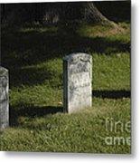Civil War Unknown Dead Metal Print