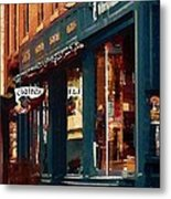 Claire's On College Street Metal Print