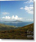 Clare Island Connemara Ireland Metal Print