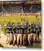 Clare Pioneers At Ford Field Metal Print
