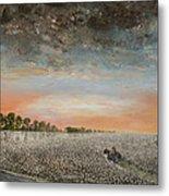 Clarksdale Mississippi Highway 61 Metal Print