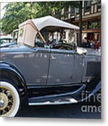 Classic Antique Car - Ford 1920s Metal Print