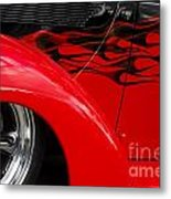 Classic Cars Beauty By Design 11 Metal Print