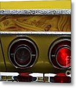 Classic Cars Beauty By Design 14 Metal Print