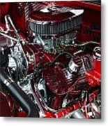 Classic Cars Beauty By Design 15 Metal Print