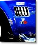 Classic Cars Beauty By Design 6 Metal Print