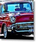 Classic Chevrolet Metal Print