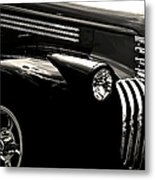 Classic Chevy Truck Metal Print by Optical Playground By MP Ray