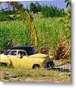Classic Cuba Metal Print