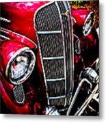 Classic Dodge Brothers Sedan Metal Print